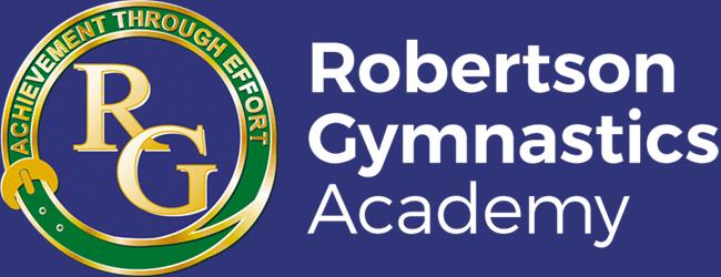 Robertson Gymnastics Academy logo