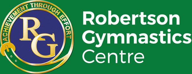Robertson Gymnastics Centre logo